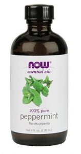 Now Essential Oils - 100 % Peppermint Oil